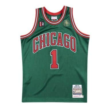 c9798d9674c Authentic Jersey Chicago Bulls Alternate 2008-09 Derrick Rose