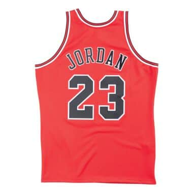 Authentic Jersey Chicago Bulls Road Finals 1995-96 Michael Jordan 2a2d6384a