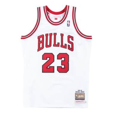 Authentic Jersey Chicago Bulls Home 1995-96 Michael Jordan bc33fca1f54