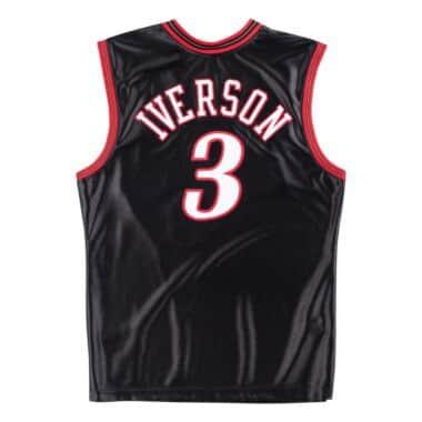 3b9feab2c Authentic Jersey Philadelphia 76ers Road Finals 2000-01 Allen Iverson