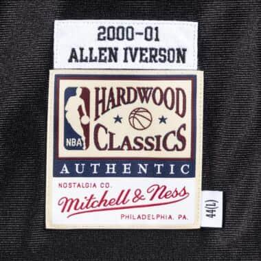 99e765a36a1e Authentic Jersey Philadelphia 76ers Road Finals 2000-01 Allen Iverson