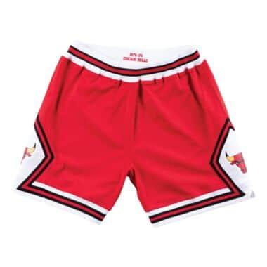Authentic Shorts Chicago Bulls Road 1975-76 980ce1d0054e