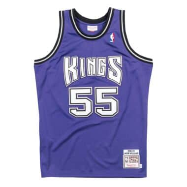 9a2a9151863 Jason Williams 1998-99 Sacramento Kings Alternate Authentic Jersey