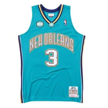 b42f59e1858 Authentic Jersey New Orleans Hornets Road 2005-06 Chris Paul