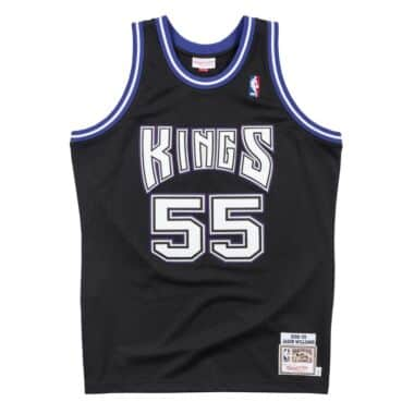 cdf21370690 Authentic Jersey Sacramento Kings Road 1998-99 Jason Williams