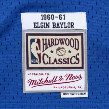 bb3caa0cc43 Swingman Jersey Los Angeles Lakers Road 1960-61 Elgin Baylor - Shop ...