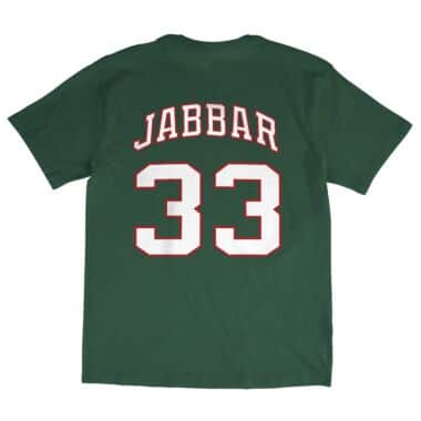 Name   Number Tee Milwaukee Bucks Kareem Abdul-Jabbar - Shop ... 3238d2acb