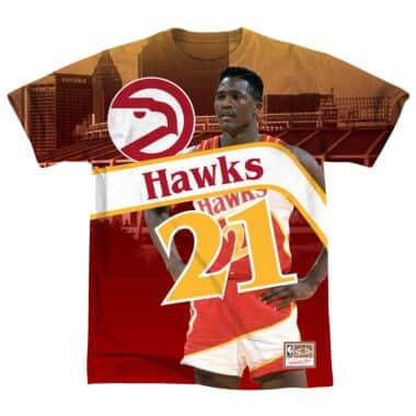 2f6adcdac13 City Pride M N Tee Atlanta Hawks Dominique Wilkins