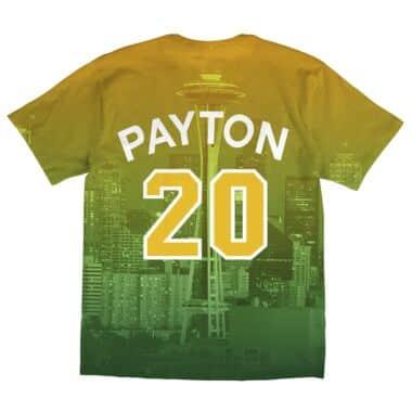 259a305fbb6 City Pride M N Tee Seattle SuperSonics Gary Payton