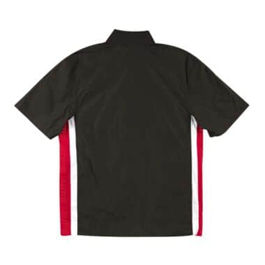 the latest 54c9a 66910 Packable Nylon Shooting Shirt Chicago Bulls