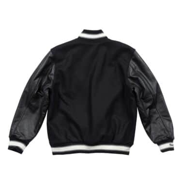 af67f9341c9 Authentic Wool Varsity Jacket Oakland Raiders