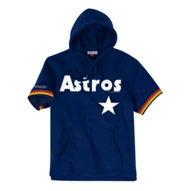 a849beaf4 French Terry Short Sleeve Hoody Houston Astros