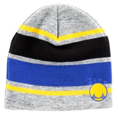 Athletic Grey Knit San Francisco Warriors 9eea544b5a7d