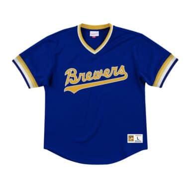39d561e22 Milwaukee Brewers Throwback Apparel   Jerseys