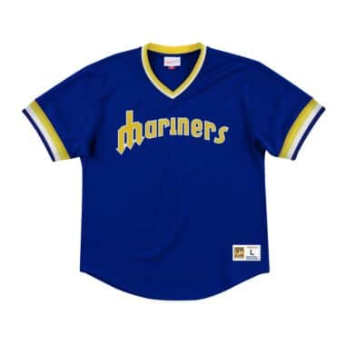 Seattle Mariners Throwback Apparel   Jerseys  a108ed7a4443