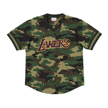 Los Angeles Lakers Throwback Apparel   Jerseys  6d1d19f3532c