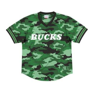 617ecbdcecb Milwaukee Bucks Throwback Apparel & Jerseys | Mitchell & Ness ...