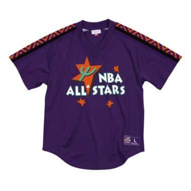 dbaff8d4dee79 Mesh V-Neck All-Star 1991 - Shop Mitchell   Ness Shirts and Apparel ...