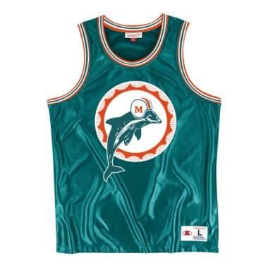 20d2ecdab Miami Dolphins Throwback Apparel & Jerseys | Mitchell & Ness ...