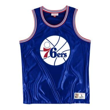 cab876b34 Philadelphia 76ers Throwback Apparel & Jerseys | Mitchell & Ness ...