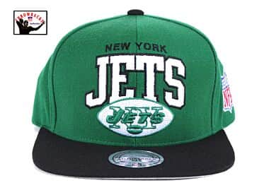 bf2c9d1eade New York Jets Throwback Apparel & Jerseys | Mitchell & Ness ...