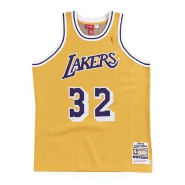 CLOT x M N Knit Jersey Los Angeles Lakers 1984-85 Earvin