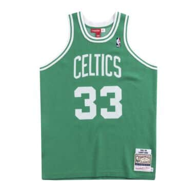 CLOT x M N Knit Jersey Boston Celtics 1985-86 Larry Bird c34bb95af