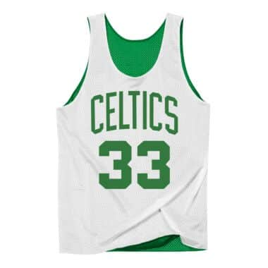 f21e9085419 Reversible Mesh Tank Boston Celtics Larry Bird