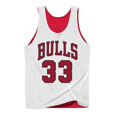 82be9f14865 Reversible Mesh Tank Chicago Bulls Scottie Pippen