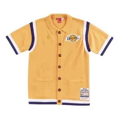 86b36857b CLOT x M N Knit Shooting Shirt Los Angeles Lakers 1986-87 Earvin