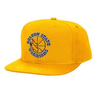 04a8403e705 Basic Logo Snapback Golden State Warriors