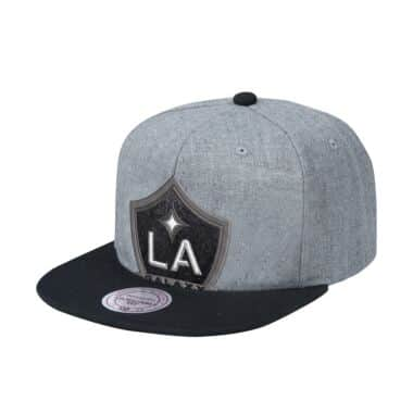 big sale 72393 b74f8 Cropped XL Snapback Los Angeles Galaxy