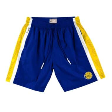 low priced a953b 4028c Packable Nylon Shorts Golden State Warriors