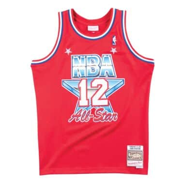 Swingman Jersey All-Star West 1991 John Stockton 41465af94