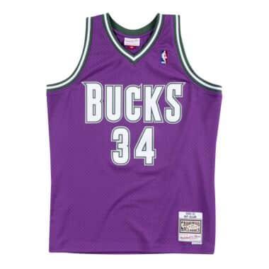 bc58faa17 Swingman Jersey Milwaukee Bucks 2000-01 Ray Allen