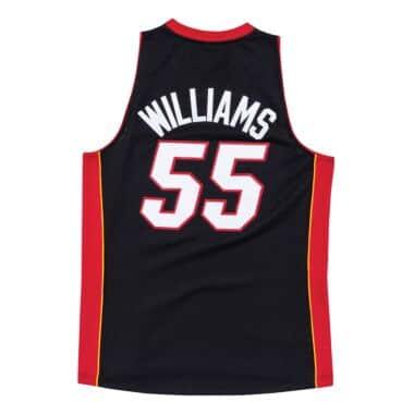79a62c0062f Swingman Jersey Miami Heat Road 2005-06 Jason Williams