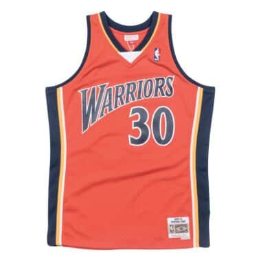 119540e69f828 Swingman Jersey Golden State Warriors Alternate 2009-10 Stephen Curry