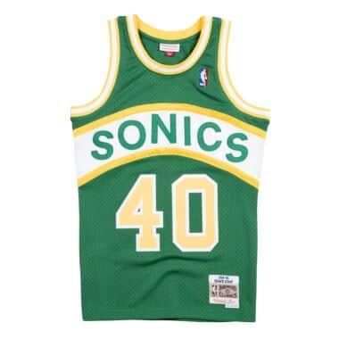 sports shoes 8c51a 7777b Swingman Jersey Seattle SuperSonics 1994-95 Shawn Kemp