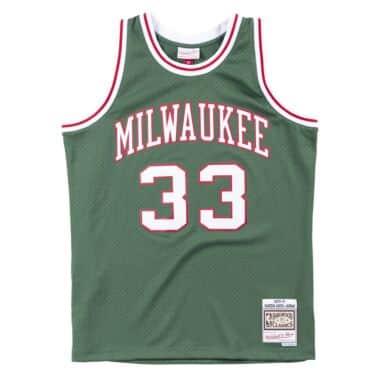 5825191f0 Swingman Jersey Milwaukee Bucks 1970-71 Kareem Abdul-Jabbar