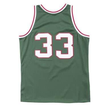0131328fb59 Swingman Jersey Milwaukee Bucks 1970-71 Kareem Abdul-Jabbar - Shop ...