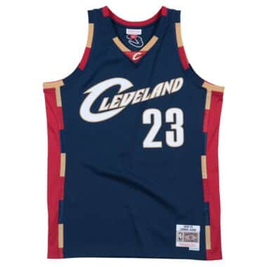 954b13019394 Swingman Jersey Cleveland Cavaliers Alternate 2008-09 Lebron James