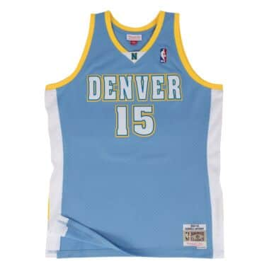 Swingman Jersey Denver Nuggets Road 2003-04 Carmelo Anthony ea3e40cd3