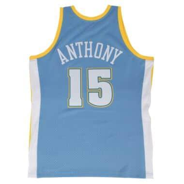 Swingman Jersey Denver Nuggets Road 2003-04 Carmelo Anthony - Shop ... b9b09e599f
