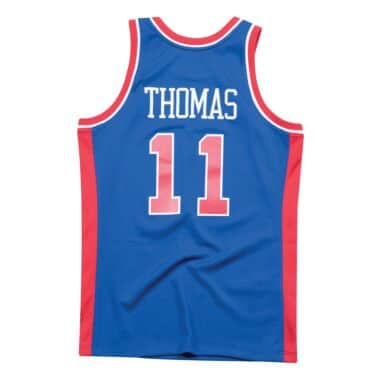 Swingman Jersey Detroit Pistons Road 1988-89 Isiah Thomas 29c11ef701