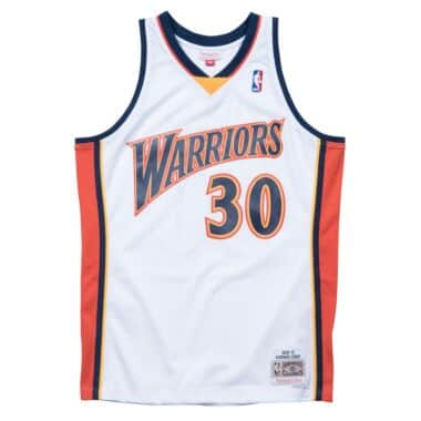 3aafd6d99357 Swingman Jersey Golden State Warriors Home 2009-10 Stephen Curry