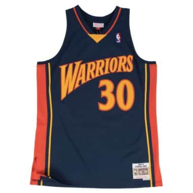 huge selection of c29a9 896e0 Swingman Jersey Golden State Warriors Road 2009-10 Stephen Curry