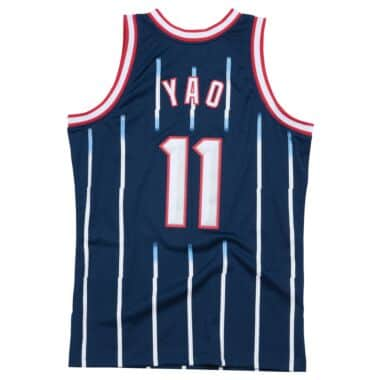 Swingman Jersey Houston Rockets Road 2002-03 Yao Ming - Shop ... cf464a901