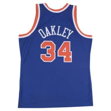 1285c28da Swingman Jersey New York Knicks Road 1991-92 Charles Oakley