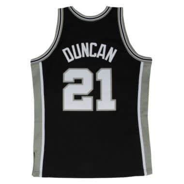 Swingman Jersey San Antonio Spurs Road 1998-99 Tim Duncan c19c21278