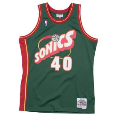 f86c42cf58a Seattle SuperSonics Apparel & Jerseys | Mitchell & Ness Nostalgia Co.